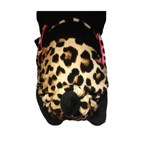 cheetah diaper - model 2