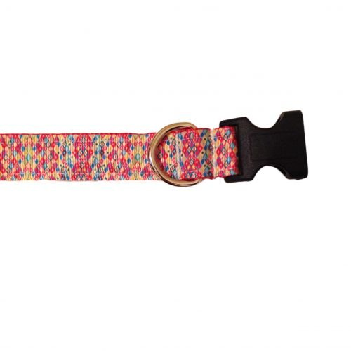 diamond sprinkles collar - open 2