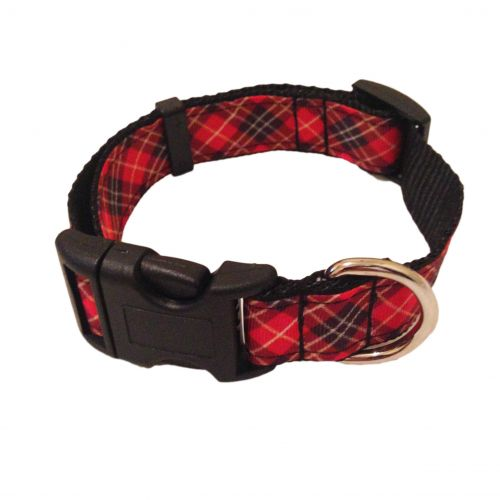 scottish plaid collar