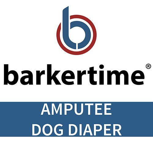 barkertime amputee dog diaper