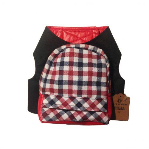 plaid barkerpack