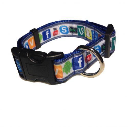 social media collar