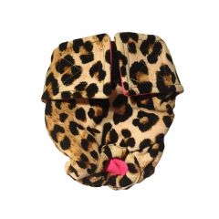 Cheetah Washable Dog Diaper