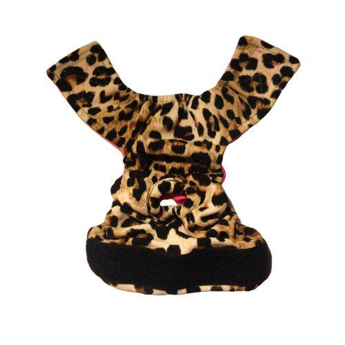 cheetah diaper - full