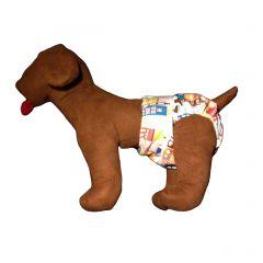 Cityscape Washable Dog Diaper