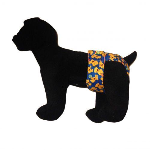 happy doggie diaper - model 1