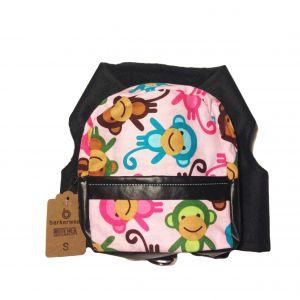 Happy Monkey Dog Backpack Barkerpack