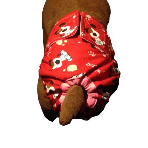i woof you diaper - model 2