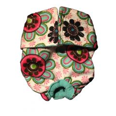 Passion Flower Washable Dog Diaper