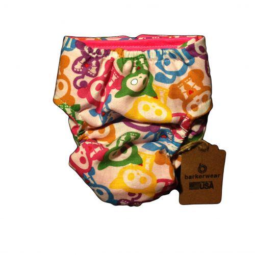 skelanimal diaper - back