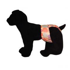 Watercolor Dots Washable Dog Diaper