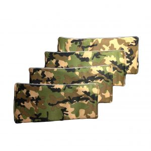 Camo Reusable Diaper Liners Value 4 Pack
