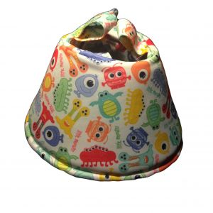 Little Monster Recovery Cone E-collar