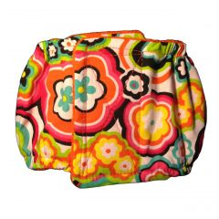 Beautiful Spring Flower Washable Dog Belly Band Male Wrap