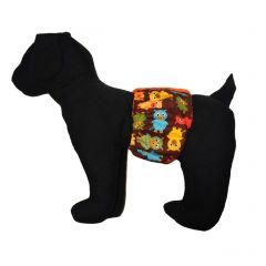Happy Pigs Washable Dog Belly Band Male Wrap