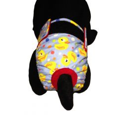 Duckie Washable Cat Diaper