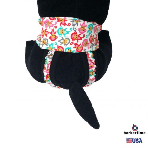 mini happy monkey diaper pull-up - model 2
