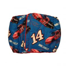 Washable Dog Belly Band Male Wrap made from Nascar 14 fabric