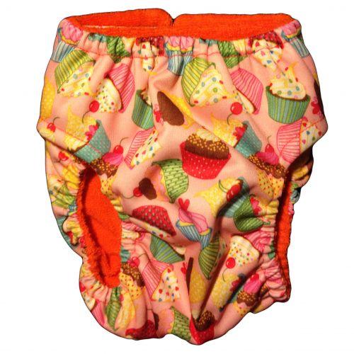 pul cupcakes diaper - back