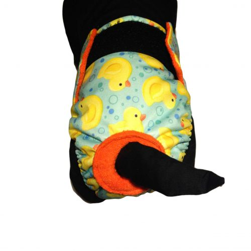 pul duckie diaper - model 2