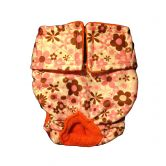 Spring Blossom Premium Waterproof Washable Cat Diaper / Cover-up
