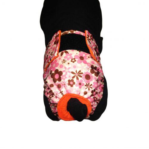 pul spring blossom diaper - model 2