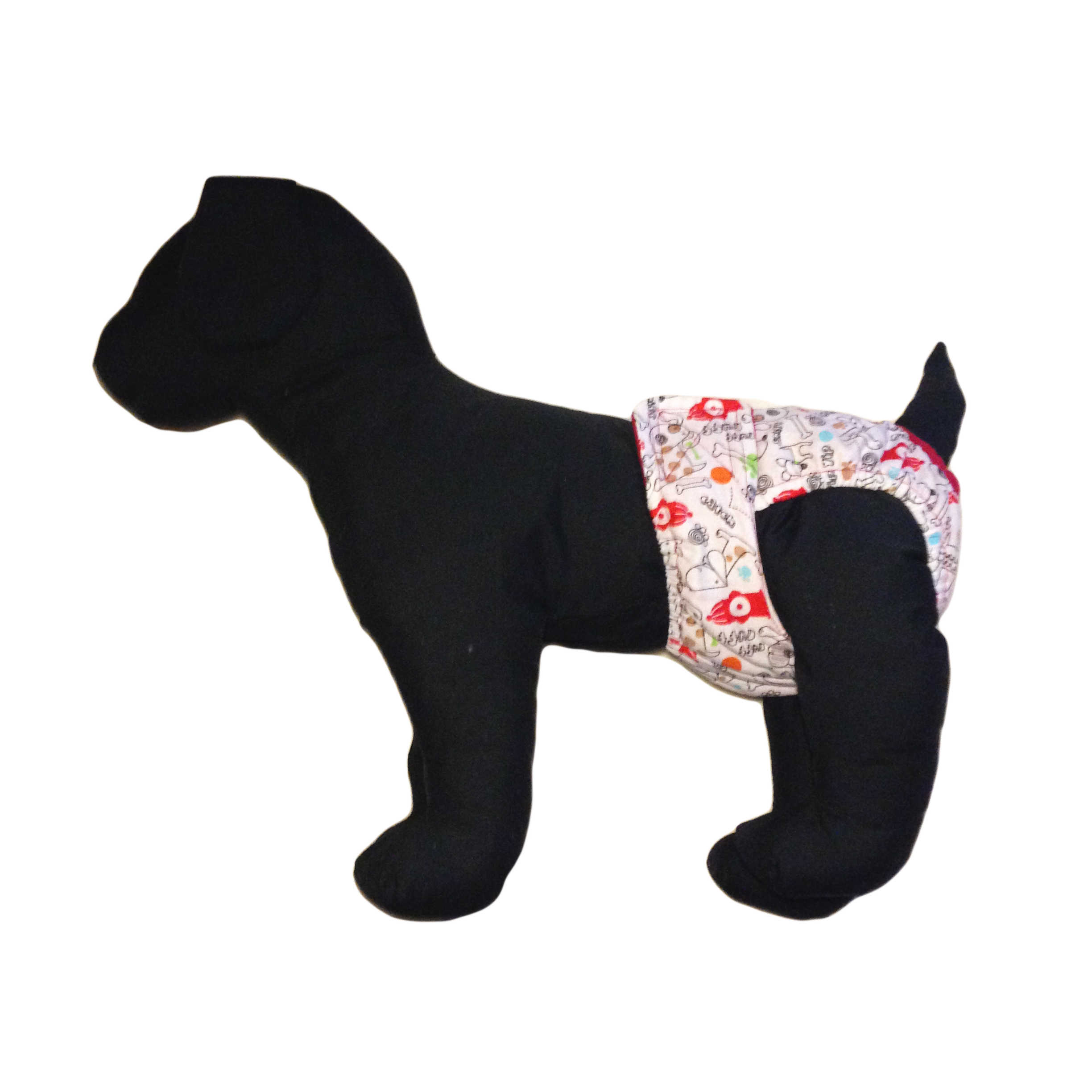 Barkertime Ruff Ruff Washable Dog Diaper