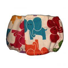 Happy Elephant Washable Dog Belly Band Male Wrap