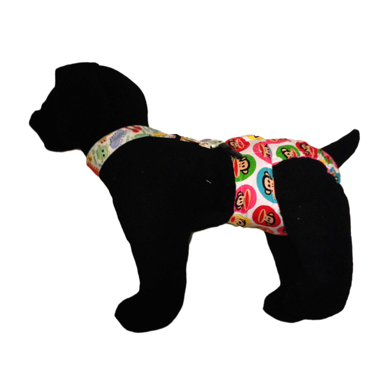 Barkertime Little Monster Adjustable Suspender To Keep Dog