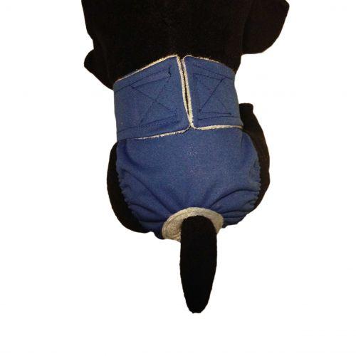 dark blue pul diaper - model 2