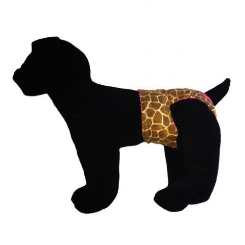 giraffe diaper - model 1
