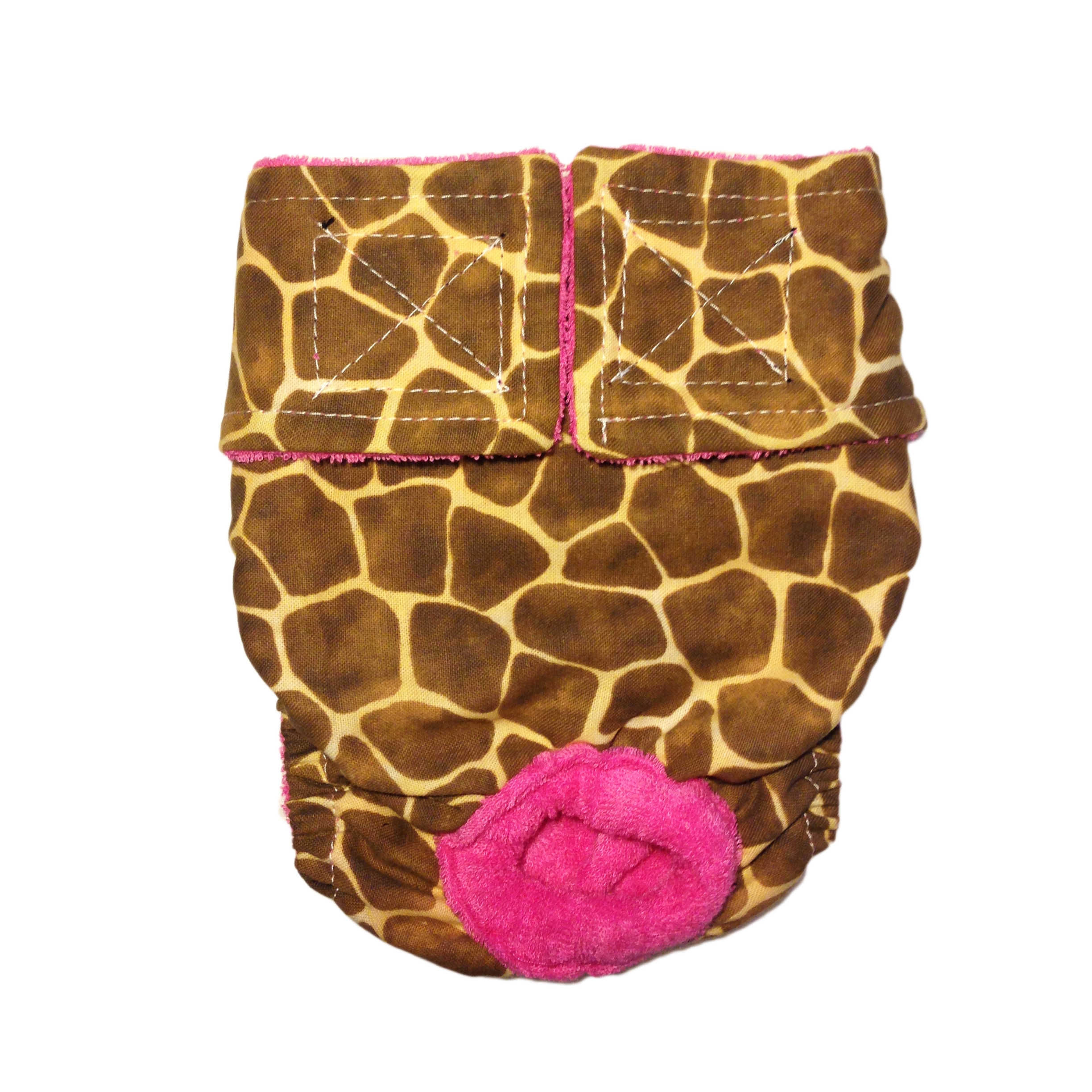 Barkertime Giraffe Washable Dog Diaper