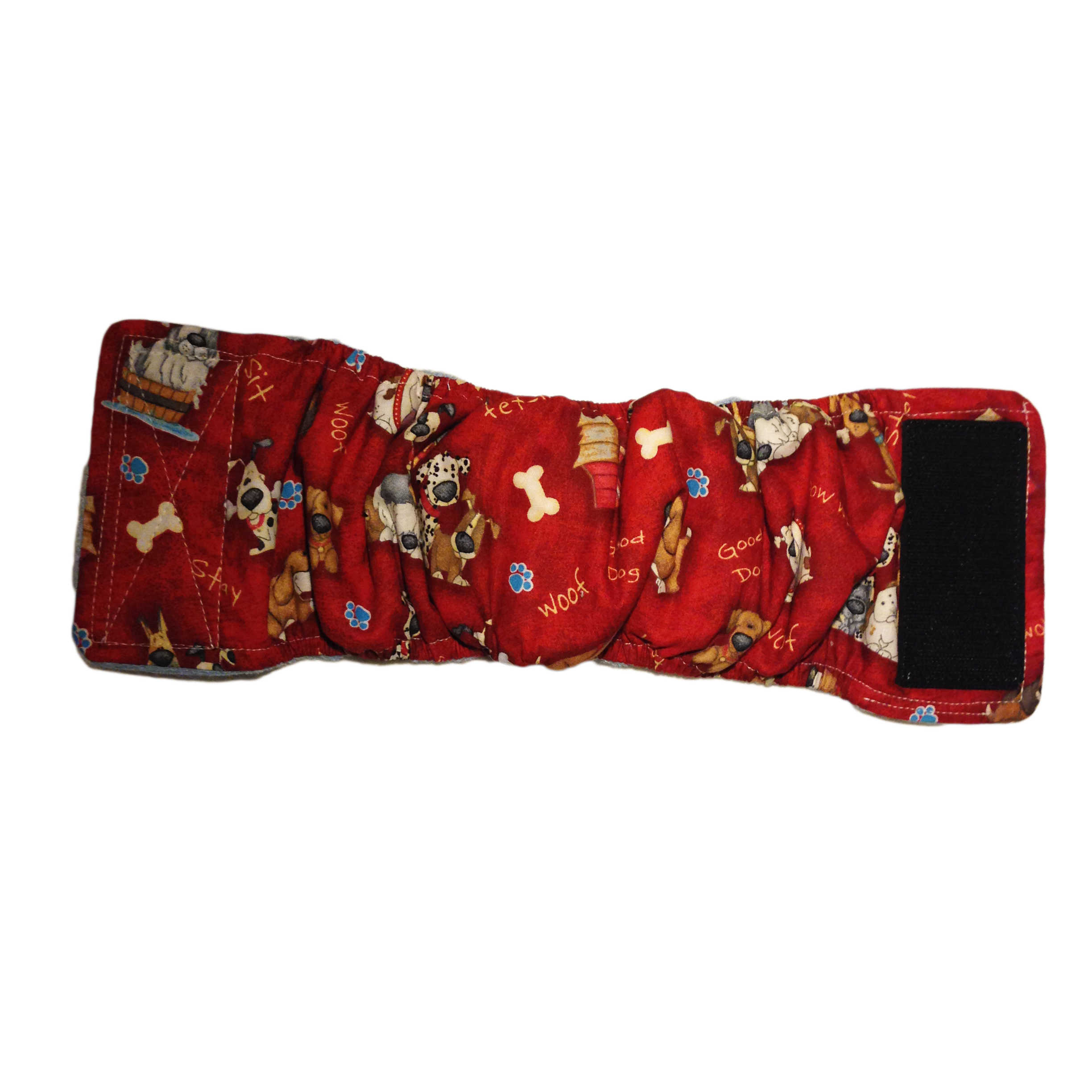 Full Bands: Barkertime Good Doggie Washable Dog Belly Band Male Wrap