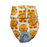 Lion King Washable Cat Diaper