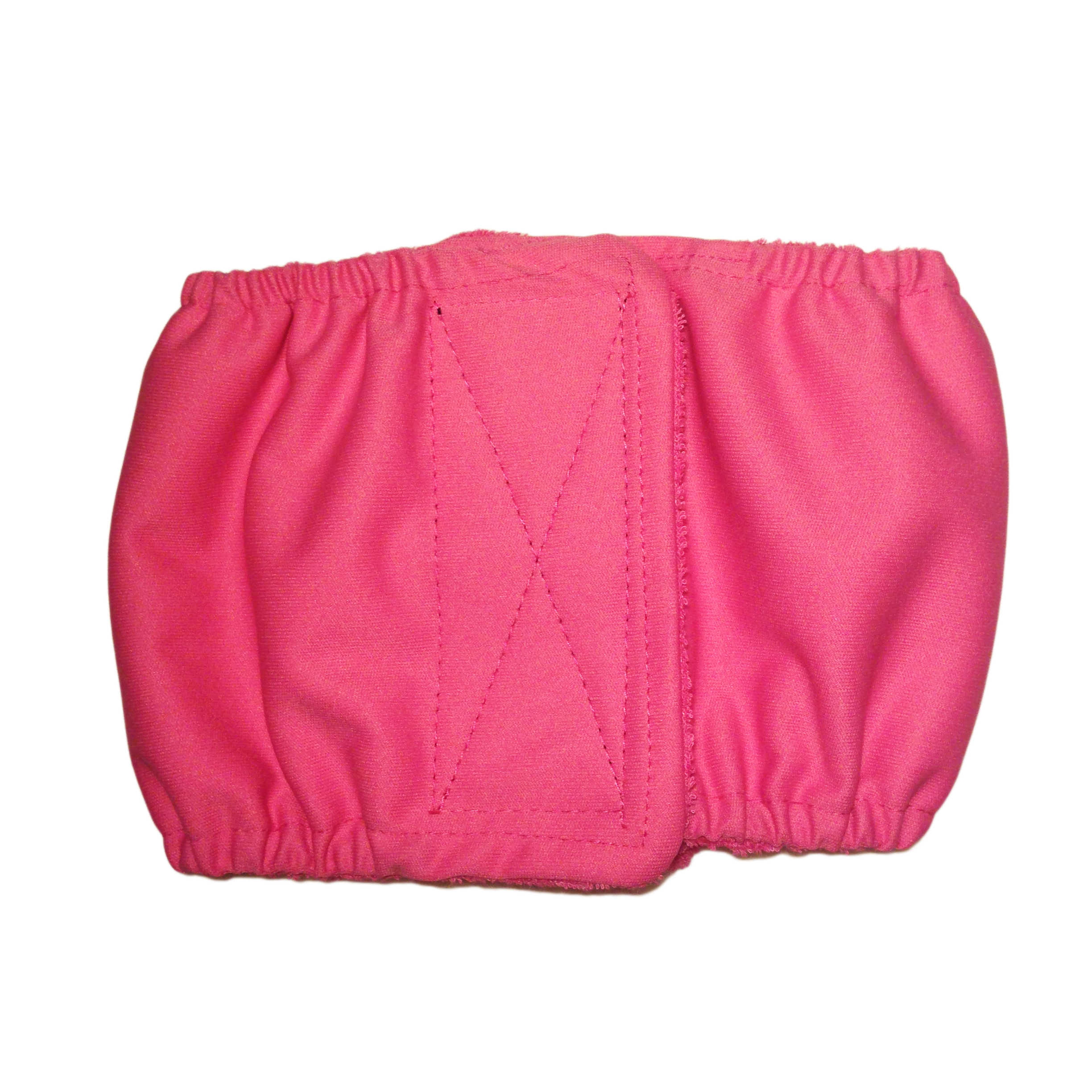 Barkertime Solid Pink Premium Waterproof Washable Dog