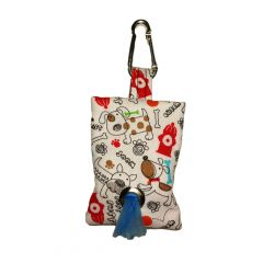 Ruff Ruff Dog Poop Bag Dispenser