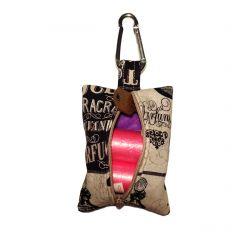 Lavande Parfum Dog Poop Bag Dispenser