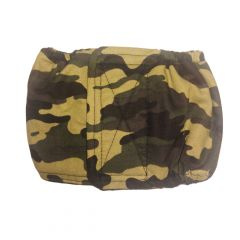 Camo Washable Dog Belly Band Male Wrap