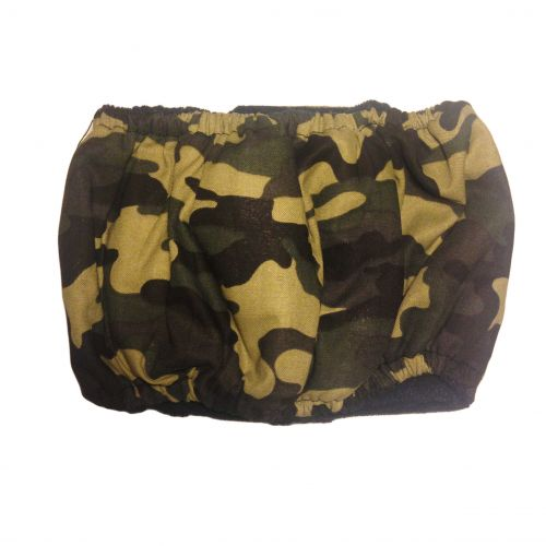 camo belly band - back