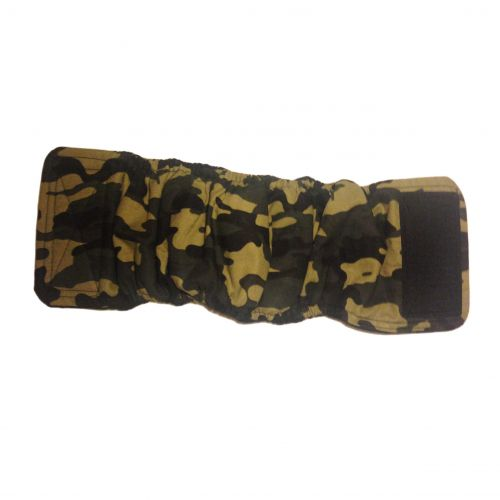 camo belly band - full