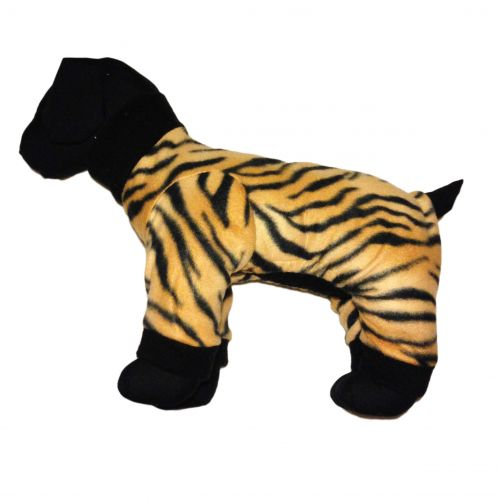tiger dog pajama - model 1