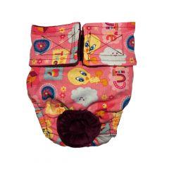 Cutie Baby Tweety Washable Dog Diaper
