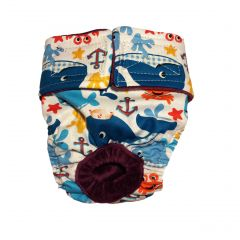 Sea Buddies Washable Cat Diaper