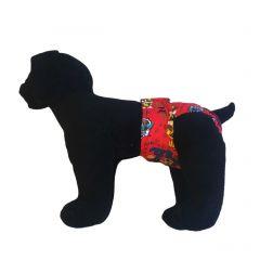 Running Dog Washable Dog Diaper