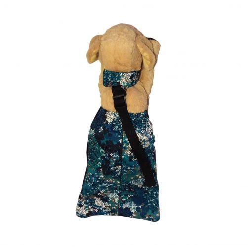 turquoise-drag-bag-model-1