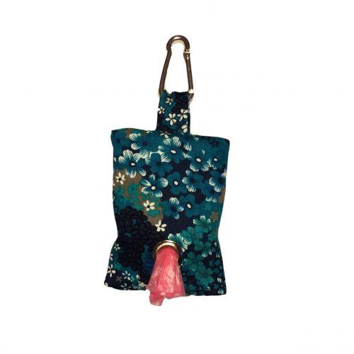 turquoise-poop-bag-holder