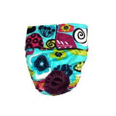 Awesome Flower Washable Cat Diaper