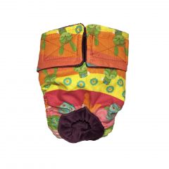 Funky Bunny Washable Cat Diaper