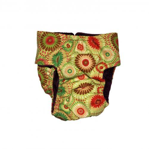 starblast-on-lime-green-diaper-back