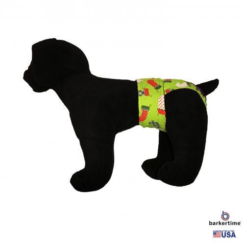 christmas-stocking-on-green-diaper-model-1